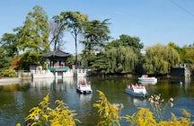 Parques de atracciones en París: Jardín de Aclimatación