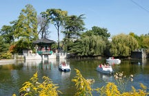 Amusement parks in Paris: Jardin d'Acclimatation