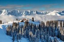 Destinations hivernales en Europe : célèbres et moins connues.
