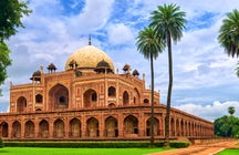 Humayun's Tomb in Delhi, a melange of art and history