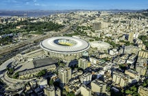 The country of football - Maracanã Stadium in Rio de Janeiro