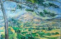 Aix-en-Provence à travers Paul Cézanne