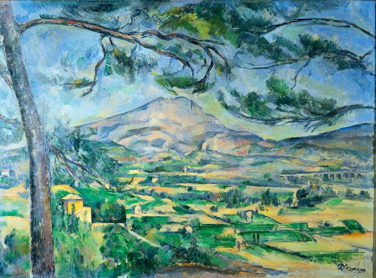 Exploring Aix-en-Provence through Paul Cézanne
