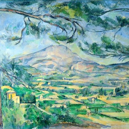 Exploring Aix-en-Provence through Paul Cézanne