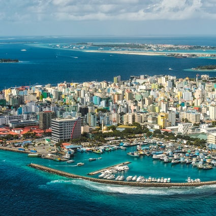 Sightseeing in Malé: not an ordinary city trip