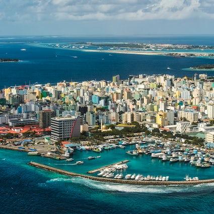 Visitar a Malé, una ciudad fuera de lo común