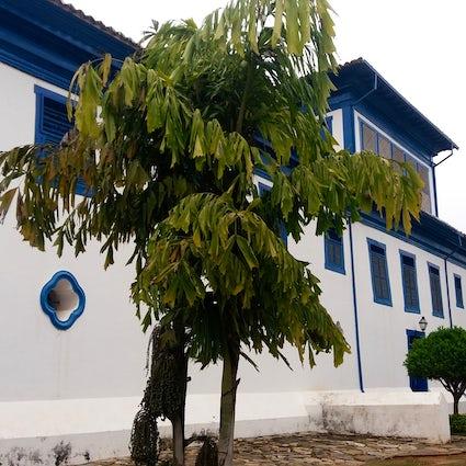 Ein Erlebnis für Zeitreisen - Mosteiro de Macaúbas, Minas Gerais