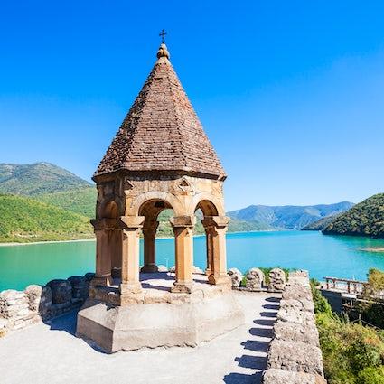 The Secrets of Ananuri Castle