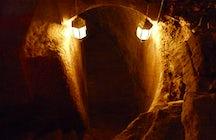 El divino subterráneo de Levon