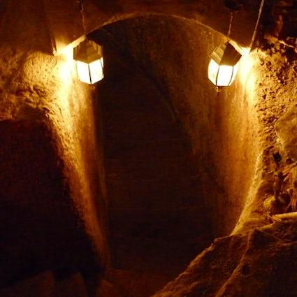 Le sous-sol divin de Levon