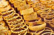 Compras de Ouro em Baku