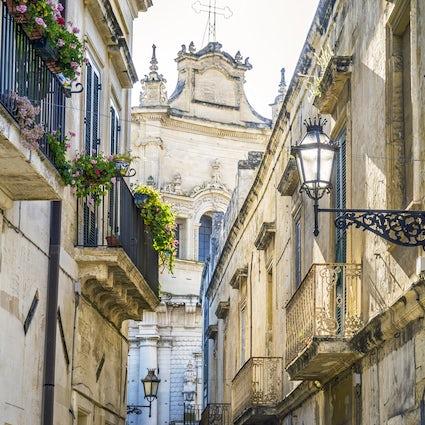 Lecce - erleben Sie den einzigartigen Charme der Stadt.