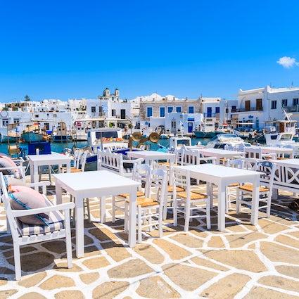 Su itinerario de 3 días; Islas del mar Egeo (parte 1)