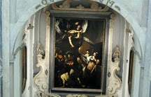 Caravaggio in Naples: Pio Monte della Misericordia