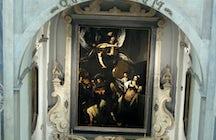 Caravaggio em Nápoles: Pio Monte della Misericordia