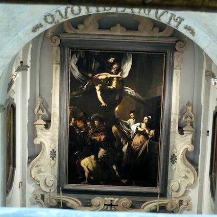 Caravaggio a Napoli: Pio Monte della Misericordia