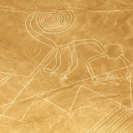 Intriguing Nazca Lines: the largest geoglyphs in the world