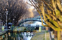 Secret corners of Paris: Canal Saint-Martin