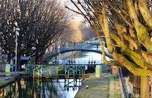 Secret corners of Paris: Canal Saint-Martin