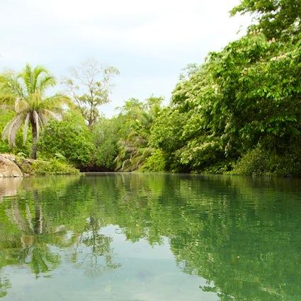 Aguas Calientes de la Chiquitanía, un paraíso de aguas termales