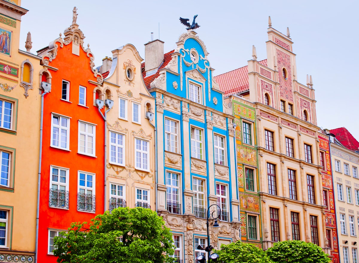 Gdansk: Urban vibes at the Baltic seaside