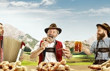 September, the Oktoberfest time in Austria
