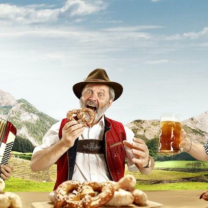 September, the Oktoberfest time in Austria