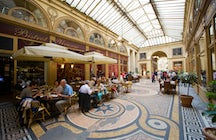 The Covered Passages in Paris: Galerie Vivienne