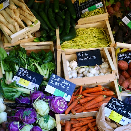 The best Paris markets: Marché des enfants rouges