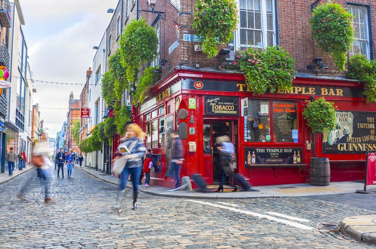 A Weekend Trip to Dublin