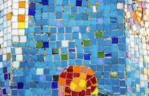 Spilimbergo, the mosaic  village