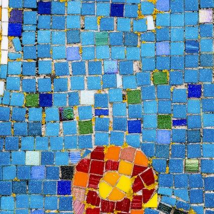 Spilimbergo, el pueblo del mosaico