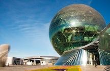 The Nur-Alem EXPO spherical museum