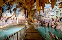 Winter Escapes in Greece; Mystically Impressive Caves
