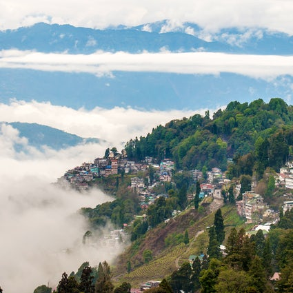 Un week-end à Darjeeling, la reine des collines