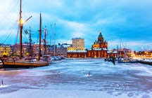 Enjoy an authentic winter experience in Helsinki