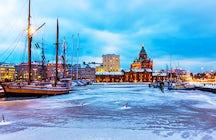 Disfruta de una auténtica experiencia de invierno en Helsinki