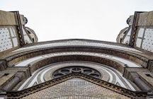 Die 100 Jahre alte Synagoge, ein echter Konzertsaal in Novi Sad