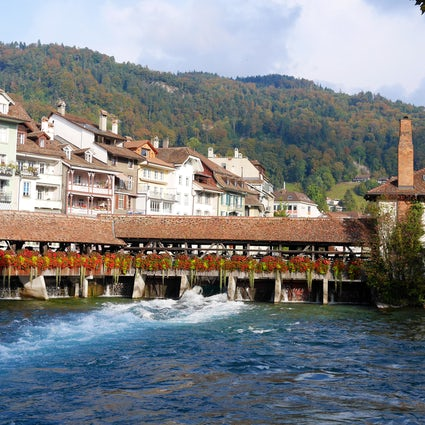 Thun: The gate to the Bernese Oberland