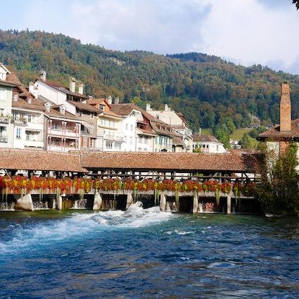 Thun: A porta para o Oberland Bernês