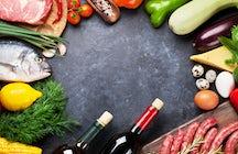 Platos tradicionales: Comida hecha con amor. Parte 1