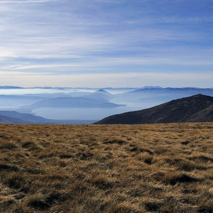 Pelister, najstarszy park narodowy w północnej Macedonii.