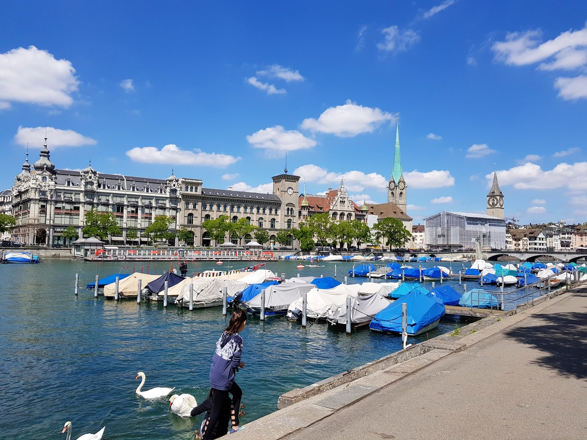 Why is Zürich worth visiting?