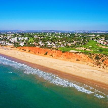 Les plages de Loulé, en Algarve