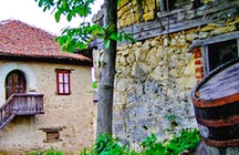 Rajacke Pimnice: A small stone village with a big winemaking tradition