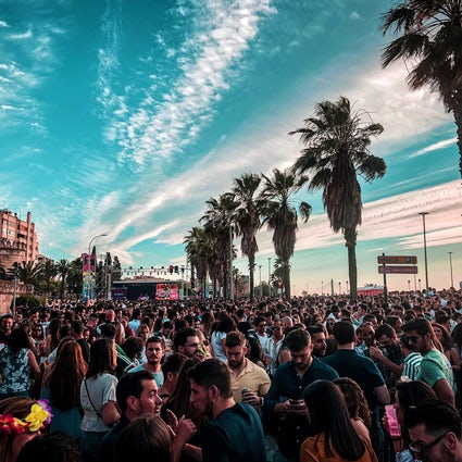"""""""Los Palomos"""", un festival del orgullo gay en la España rural"""