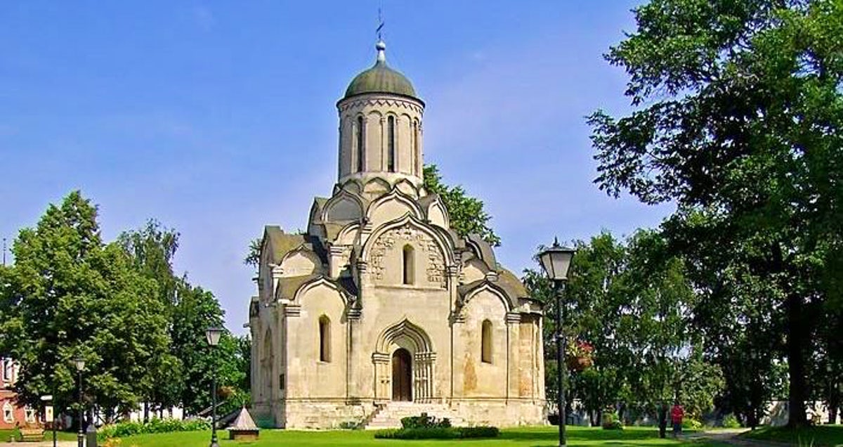Simplicity and Strength of the Oldest Moscow Church