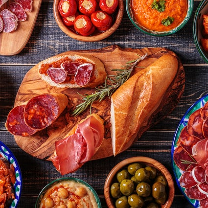 The best foodmarkets (Mercados) in Madrid