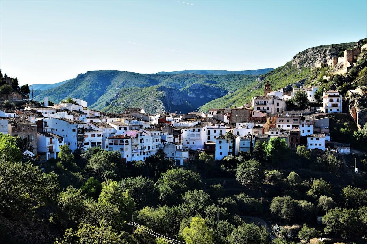 Valley beauty in Chulilla