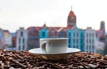 Los cafés más cool del casco antiguo de Gdansk